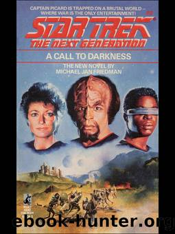 06 - TNG 010 - A Call to Darkness by Star Trek