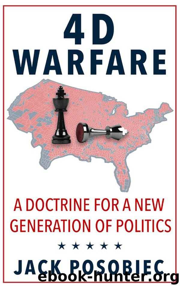 4D Warfare: A Doctrine for a New Generation of Politics by Jack Posobiec