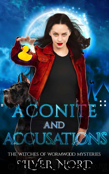 Aconite and Accusations by Silver Nord & Ruby Loren