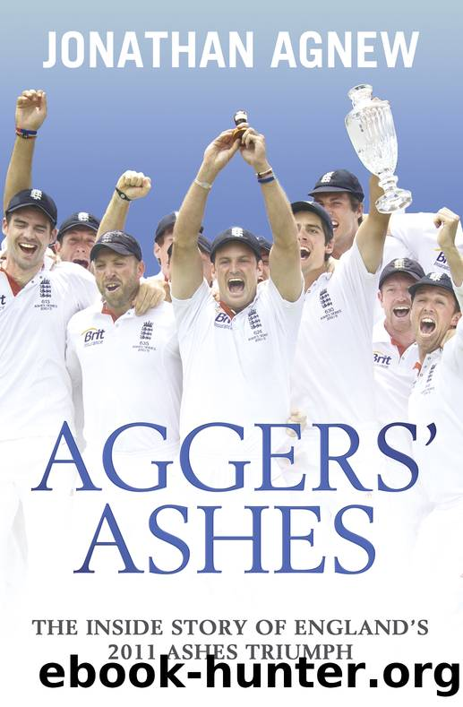Aggers' Ashes by Jonathan Agnew