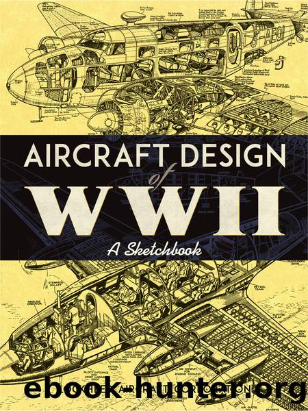 Aircraft Design of WWII: A Sketchbook by Lockheed Aircraft Corporation