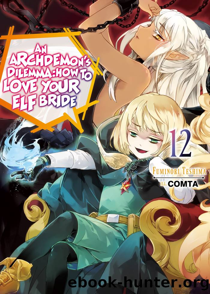 An Archdemon's Dilemma: How to Love Your Elf Bride: Volume 12 by Fuminori Teshima