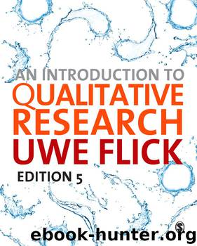 An Introduction to Qualitative Research by Uwe Flick
