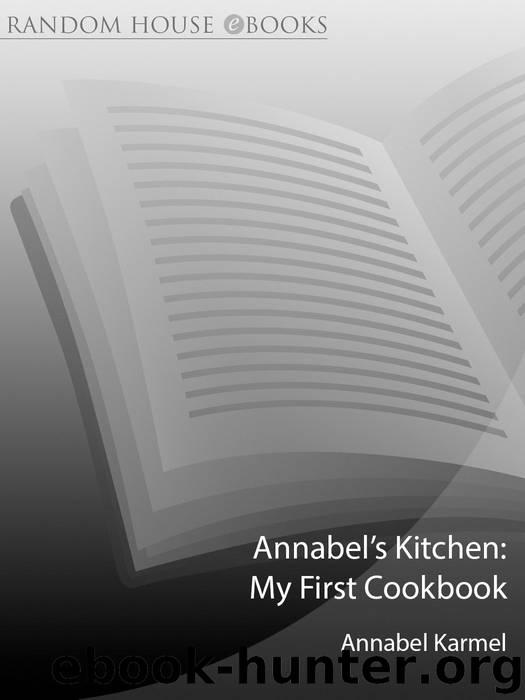 Annabel's Kitchen by Annabel Karmel