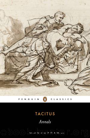 Annals by Tacitus