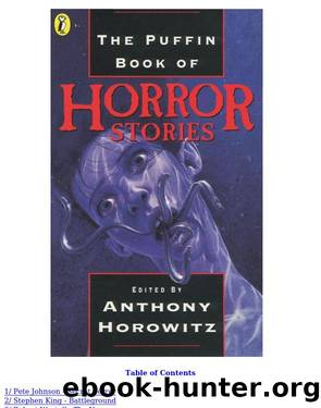Anthony Horowitz (Ed.) by The Puffin Book of Horror Stories