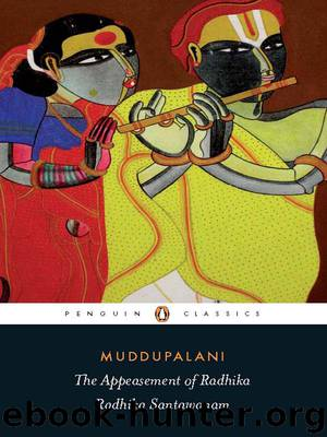 Appeasement of Radhika by Muddupalani
