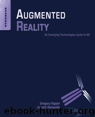 Augmented Reality by Gregory Kipper & Joseph Rampolla