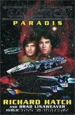 Battlestar Galactica: Original Series Continuation - 05 - Paradis by Richard Hatch;Brad Linaweaver