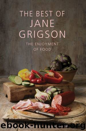 Best of Jane Grigson by Jane Grigson