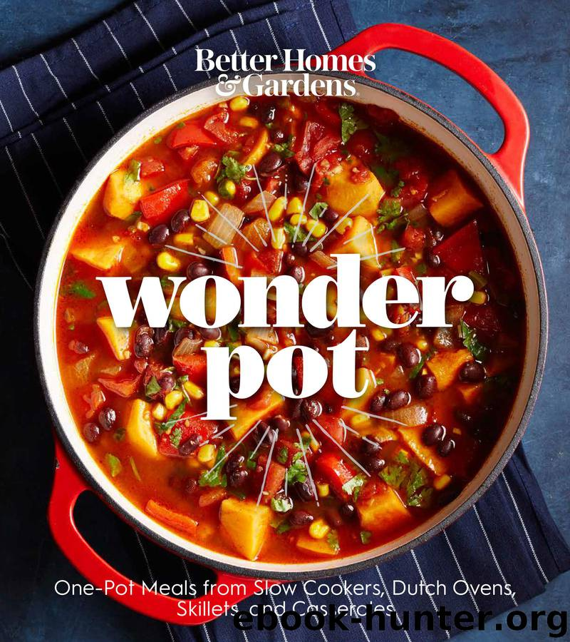 Better Homes and Gardens: Wonder Pot by Better Homes & Gardens