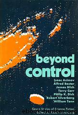 Beyond Control by Anthology
