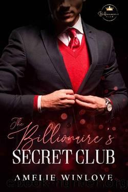 Billionaire's Secret Club: A Stand-alone Alpha Billionaire Romance by Amelie Winlove
