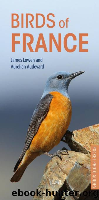 Birds of France by James Lowen