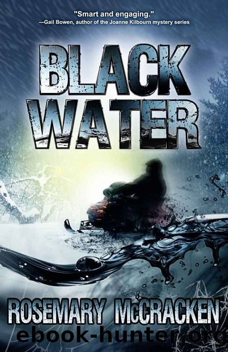 Black Water (A Pat Tierney Mystery) by Rosemary McCracken