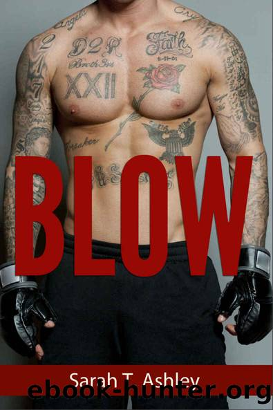 Blow (Knockout Alpha Romance Series Book 2) by Sarah T. Ashley