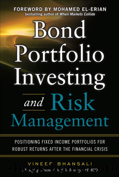 Bond Portfolio Investing and Risk Management by Vineer Bhansali