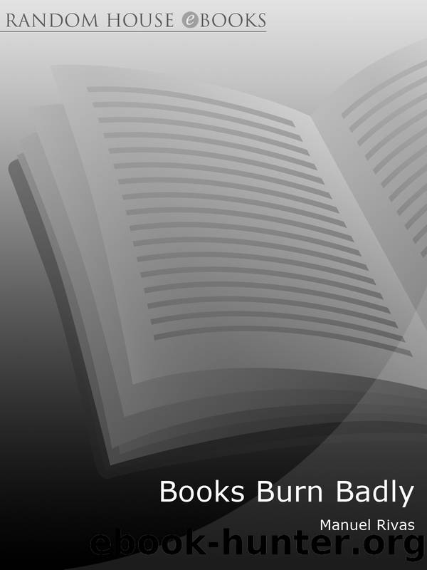 Books Burn Badly by Unknown