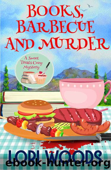 Books, Barbecue and Murder by Lori Woods
