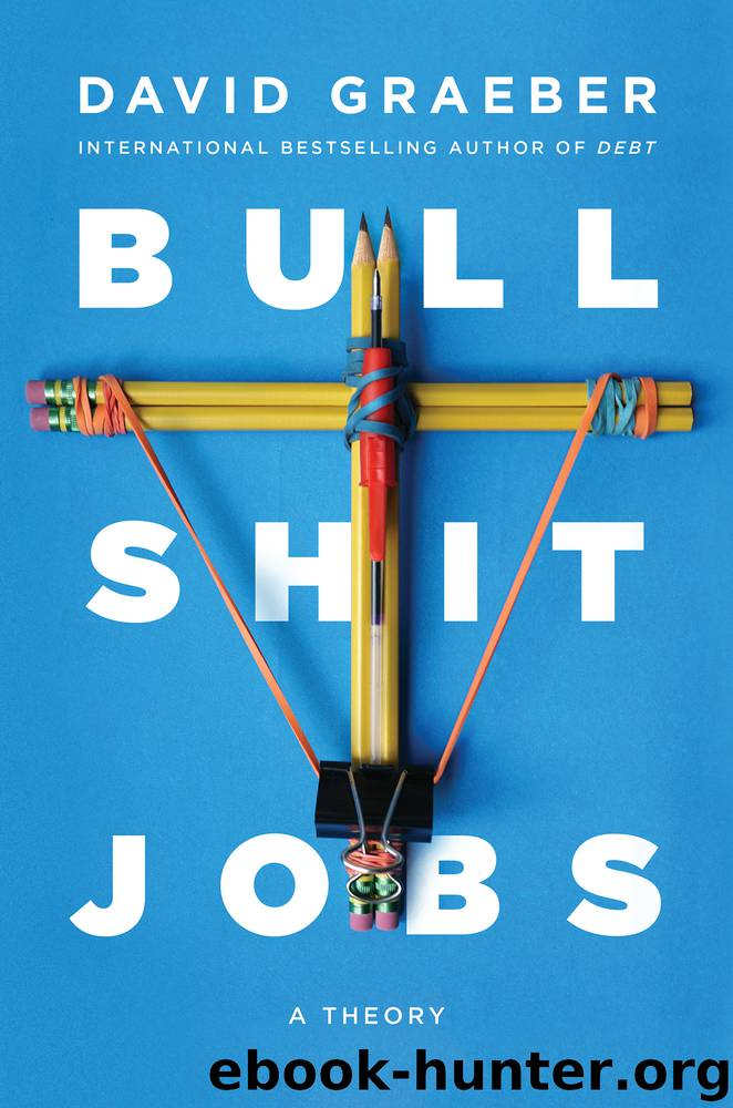 Bullshit Jobs by David Graeber