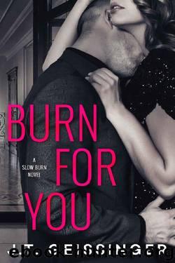 Burn for You (Slow Burn Book 1) by J.T. Geissinger
