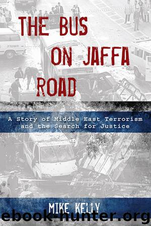 Bus on Jaffa Road by Mike Kelly