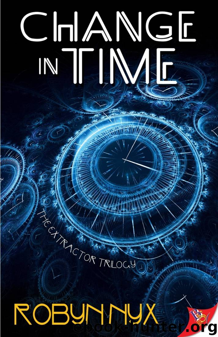 Change in Time by Robyn Nyx