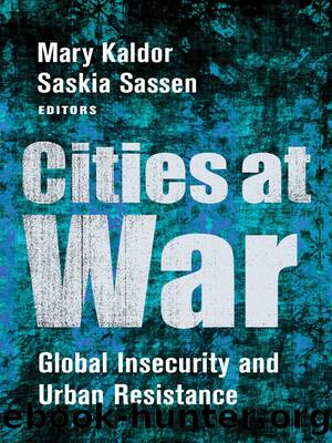 Cities at War by Mary Kaldor