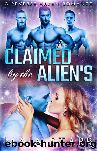 Claimed By The Aliens: (Daine Bride Captives) by Starr Maia