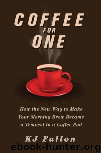 Coffee for One by KJ Fallon