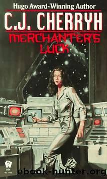 Company Wars #04 - Merchanter's Luck by C. J. Cherryh