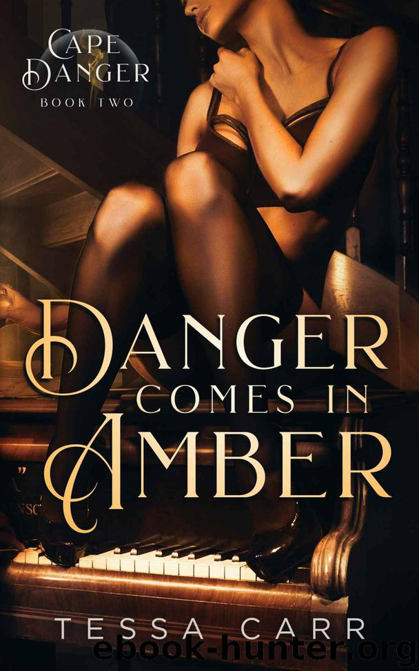 Danger Comes in Amber: Cape Danger Book Two by Carr Tessa