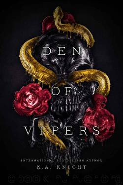 Den of Vipers by K.A Knight