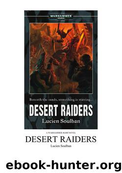 Desert Raiders by Warhammer