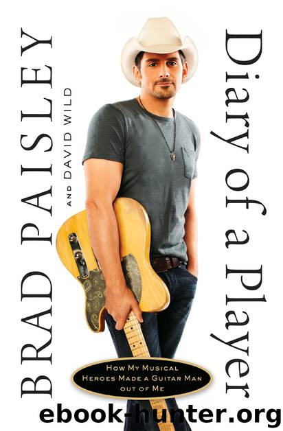 Diary of a Player by Brad Paisley
