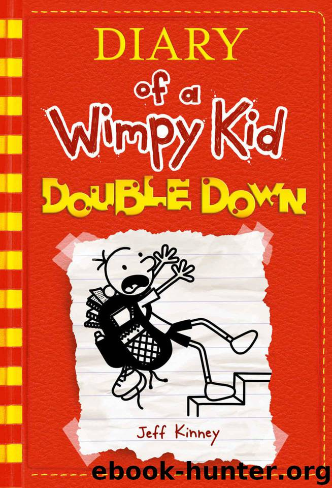 Double Down (Diary of a Wimpy Kid Book 11) by Jeff Kinney