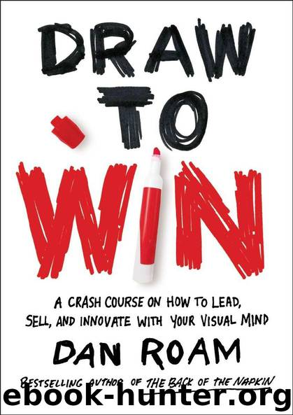 Draw to Win: A Crash Course on How to Lead, Sell, and Innovate With Your Visual Mind by Dan Roam