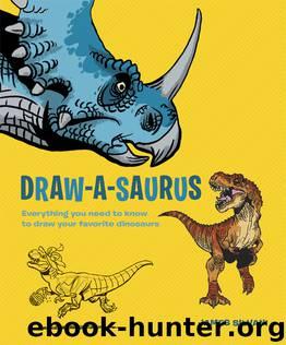 Draw-A-Saurus by James Silvani