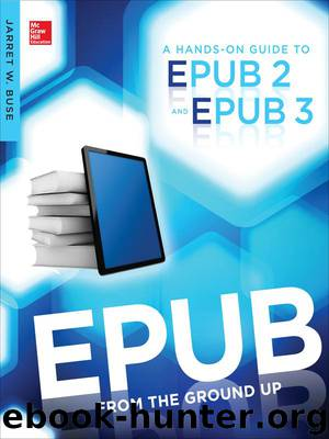 EPUB From the Ground Up by Jarret Buse