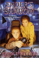 Enders Game 5 - Ender's Shadow by Orson Scott Card