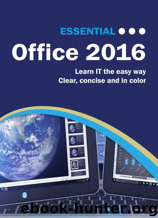 Essential Office 2016 by Wilson Kevin