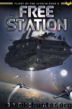 Free Station (Flight of the Javelin Book 2) by Rachel Aukes
