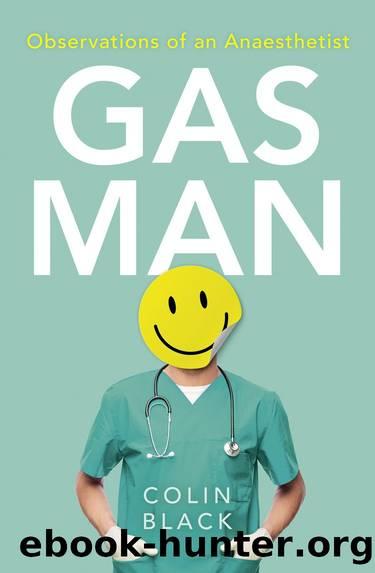 Gas Man by Colin Black