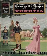 Georgette Heyer - Venetia by Venetia