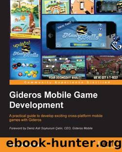Gideros Mobile Game Development by Desconocido