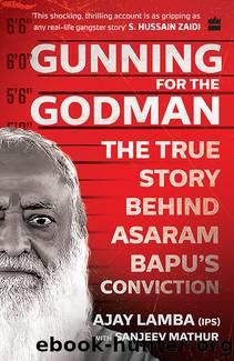 Gunning for the Godman by Mathur Sanjeev & Lamba Ajay