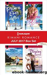 Harlequin Kimani Romance July 2017 Box Set: An Anthology by Reese Ryan