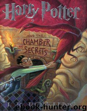 Harry Potter 2 - Harry Potter and the Chamber of Secrets by J. K. Rowling & Mary Grandpré