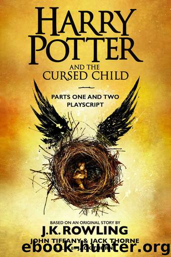 Harry Potter and the Cursed Child - Parts One and Two Playscript by J.K. Rowling & John Tiffany & Jack Thorne
