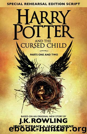 Harry Potter and the Cursed Child: Parts One and Two by J. K. Rowling